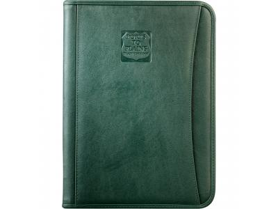 Promotional Giveaway Office | DuraHyde Zippered Padfolio