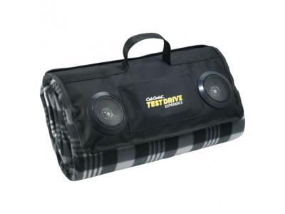 Promotional Giveaway Gifts & Kits | Picnic Speaker Blanket