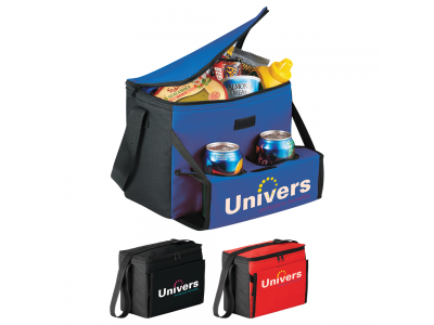Promotional Giveaway Bags | Bleacher Beverage Cooler