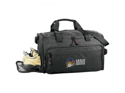 "Promotional Giveaway Bags | Excel Sport 18"" Club Duffel"