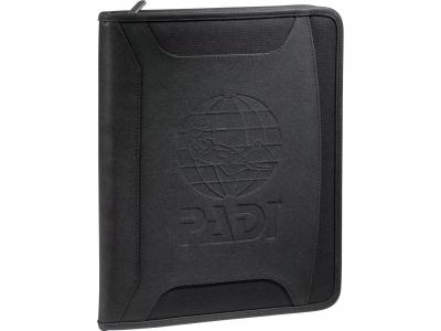 Promotional Giveaway Office | Case Logic Conversion Zippered Tech Journal