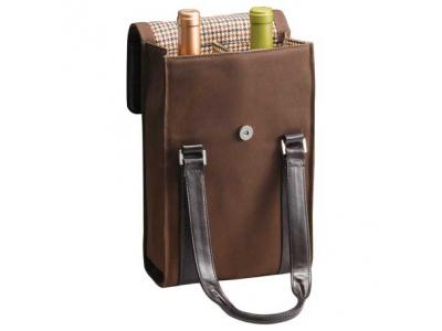 Promotional Giveaway Gifts & Kits   Cutter & Buck American Classic Wine Valet