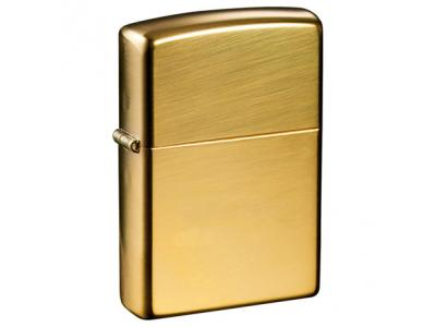 Promotional Giveaway Gifts & Kits | Zippo Windproof Lighter High Polish Brass