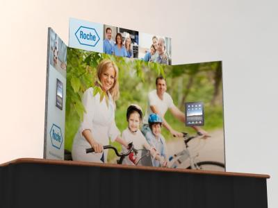 Trade Show Displays | Intro Kit 4 Table Top Displays