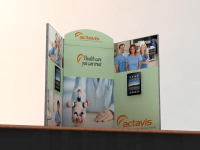 Trade Show Displays | Intro Kit 10 Table Top Displays