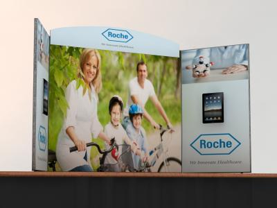 Trade Show Displays | Intro Kit 11 Table Top Displays