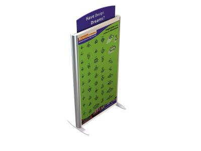 Banner Stands | MOD-1259 Lightbox Tower