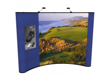 10 Foot Graphic Package 4 | Trade Show Display Graphics