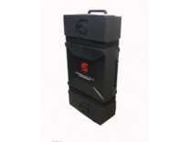 LT Flat Panel Shipping Case with Wheels | Display Cases