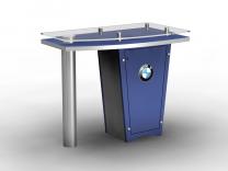 LTK-1141 Counter | Counters Kiosks Pedestals & Workstations
