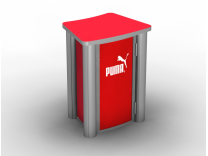 MOD-1201 Counter | Counters Kiosks Pedestals & Workstations
