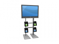 MOD-1244 Monitor Stand | Trade Show Displays