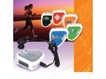 Promotional Giveaway Gifts & Kits | Audio Jogger Pedometer/FM Radio