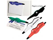 Promotional Giveaway Plastic Pens| Binder Clip Pen