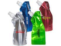 Promotional Giveaway Drinkware | Curvy Flexi-Bottle