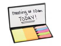 Promotional Giveaway Office | Slimline Sticky Memo Holder
