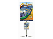 Banner Stands | Summit Tripod Banner Stands