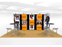 Xpressions Connex 10x20 Pop Up Displays | Trade Show Displays