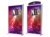 Trade Show Exhibits | Aura Tension Fabric Exhibits