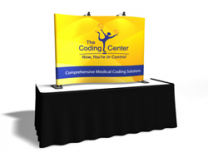 Aero Table Top Displays | Trade Show Displays by ShopForExhibits