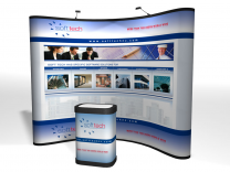 Pop Up Displays | Economy Pop Up Displays by ShopForExhibits