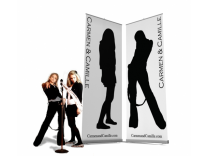 Mediascreen XL Retractable Banner Stands | Banner Stands