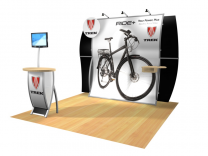 Trade Show Exhibits | The Perfect 10 Custom Modular Hybrid Displays