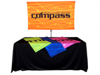 Compass Banner Stand Displays | Banner Stands