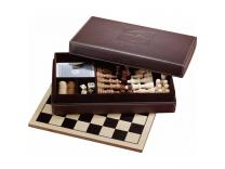 Promotional Giveaway Gifts & Kits | Fireside 6-In-1 Multi-Game Set