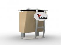 MOD-1214 Counter | Counters Kiosks Pedestals & Workstations