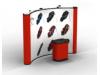 10 Ft Pop Up Displays w/4 Photo Murals | Pop Up Display