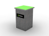 DI-602 Counter   Counters Kiosks Pedestals & Workstations