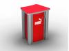 MOD-1201 Counter   Counters Kiosks Pedestals & Workstations