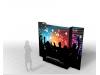 Panoramic Wall 10B | Trade Show Displays