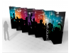 Panoramic Wall 20D | Trade Show Displays