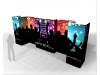 Panoramic Wall 20B | Trade Show Displays