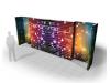 Panoramic Wall 20C | Trade Show Displays