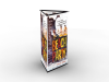 Banner Stands   TF-603 Aero Tension Fabric Banner Stand
