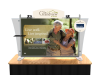 Table Top Display | VK-1291 Sacagawea Tension Fabric Displays