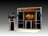 Custom Modular Hybrid Displays | VK-1075 - 10 Ft Visionary Designs