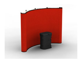 10 Ft Premium Pop Up Displays | Pop Up Display