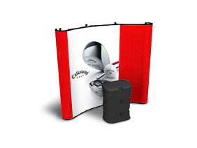 8' Quadro Premium Pop Up | Pop Up Displays