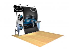 Perfect 10 Trade Show Displays | Custom Modular Hybrid Displays