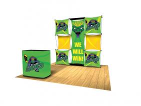 Pop Up Table Top Display | Express Kit C