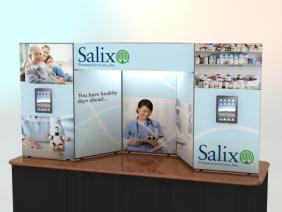 Intro Kit 8 Table Top Displays | Trade Show Displays