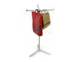Oasis Bag Holder | Floor Standing Accessories