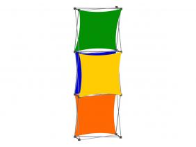 Pop Up Table Top Display | XSNAP 1x3F