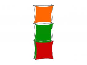 Pop Up Table Top Display | XSNAP 1x3G