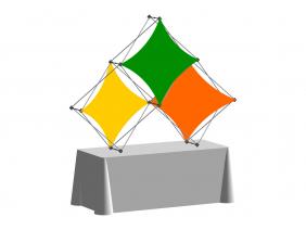 Pop Up Table Top Display | XSNAP 3QA
