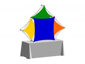 Pop Up Table Top Display | XSNAP 3QB